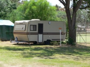 Shady Caravan Sites